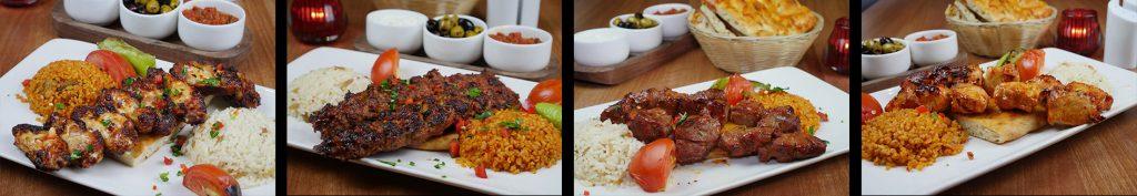 lunch menu Koz Ocakbasi Turkish restaurant Greenford